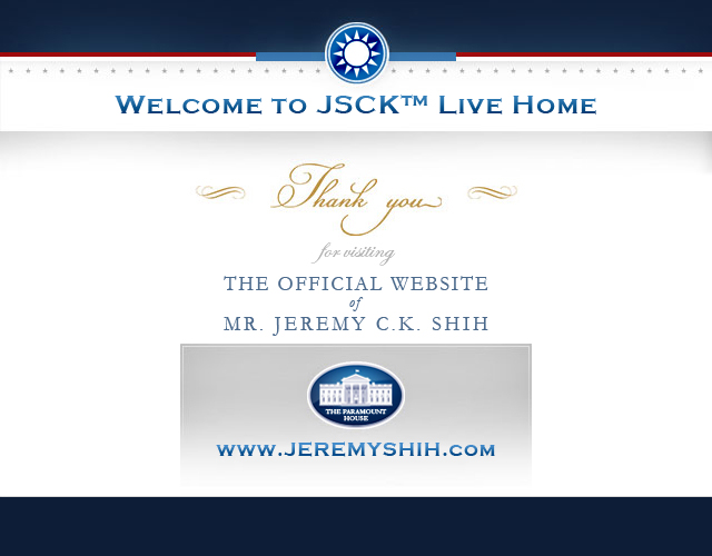 Welcome to JSCK™ Live Home