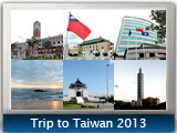 Trip to Taiwan, November 2013