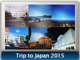 Trip to Japan, October 2015